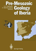 Pre-Mesozoic Geology of Iberia