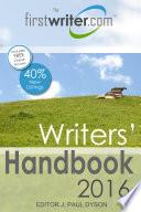 Writers  Handbook 2016