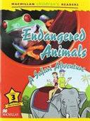 CHILDREN S READERS 3 ENDANGERED ANIMALS  Book