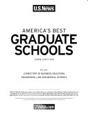 America S Best Graduate Schools
