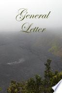 General Letter