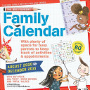 The Questioneers Family Planner 2021 Wall Calendar
