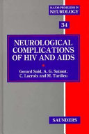 Neurological Complications Of Hiv And Aids Book PDF