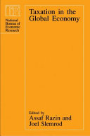 Taxation in the Global Economy Pdf