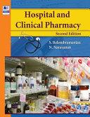 Hospital And Clinical Pharmacy Book PDF