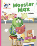 Reading Planet   Monster Max   Pink A  Galaxy