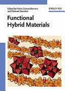 Functional Hybrid Materials Book PDF