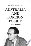 Australia and Foreign Policy