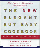 The New Elegant But Easy Cookbook Book