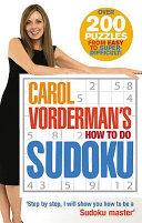 Carol Vorderman s how to Do Sudoku