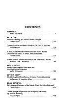 The American Journal Of Islamic Social Sciences