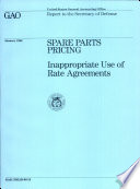 Spare Parts Pricing Book PDF