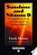 Sunshine and Vitamin D Book