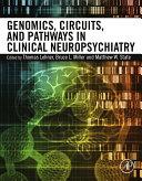 Genomics, Circuits, and Pathways in Clinical Neuropsychiatry Pdf/ePub eBook