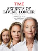 TIME Secrets of Living Longer Pdf/ePub eBook