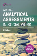 Writing analytical assessments in social work