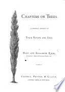 Chapters on Trees Book