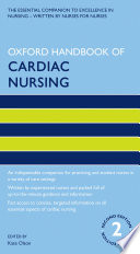 """Oxford Handbook of Cardiac Nursing"" by Kate Olson"