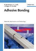 Adhesive Bonding [Pdf/ePub] eBook