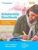Scholarship Handbook 2018