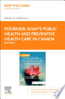 Public Health and Preventive Health Care in Canada E-Book