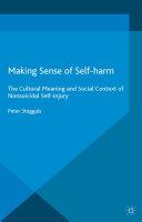 Making Sense of Self-harm Pdf/ePub eBook
