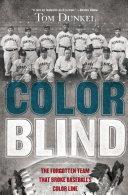 Color Blind [Pdf/ePub] eBook