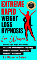 Extreme Rapid Weight Loss Hypnosis for Women Pdf/ePub eBook