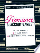 Romance Blackout Games