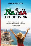 The Italian Art of Living Book PDF
