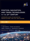 Position, Navigation, and Timing Technologies in the 21st Century Pdf/ePub eBook