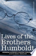 Lives of the Brothers Humboldt