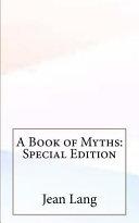 A Book of Myths Book