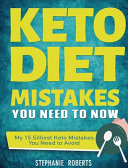 Keto Diet Mistakes You Need to Know