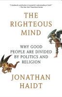 The Righteous Mind Pdf/ePub eBook