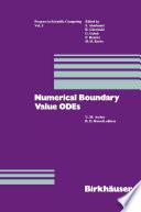 Numerical Boundary Value ODEs