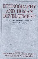Ethnography and Human Development