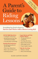 A Parent s Guide to Riding Lessons