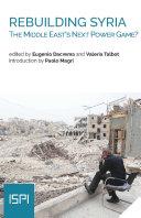 Rebuilding Syria Pdf/ePub eBook