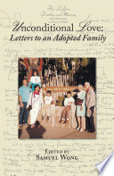 Unconditional Love  Letters to an Adopted Family
