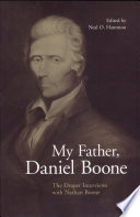 My Father Daniel Boone