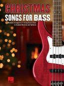 Christmas Songs for Bass