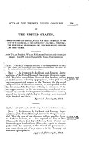 Pdf Acts and Resolutions Passed at the First Session of the Twenty-eighth Congress of the United States