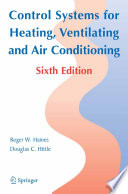 Control Systems For Heating Ventilating And Air Conditioning Book PDF