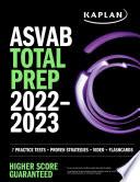 ASVAB Total Prep 2022   2023