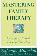 Mastering Family Therapy Book