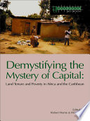 Demystifying the Mystery of Capital