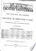 The Country Gentleman Book