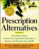 Cover of Prescription Alternatives
