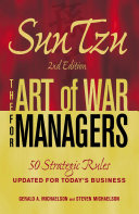 Pdf Sun Tzu - The Art of War for Managers Telecharger